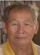 邬志平/ Voo Chee Ping, Passed away on 2 October 2021.