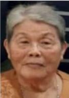 黎莲娣/ Lai Lian Tee, Passed away on 26 September 2021.
