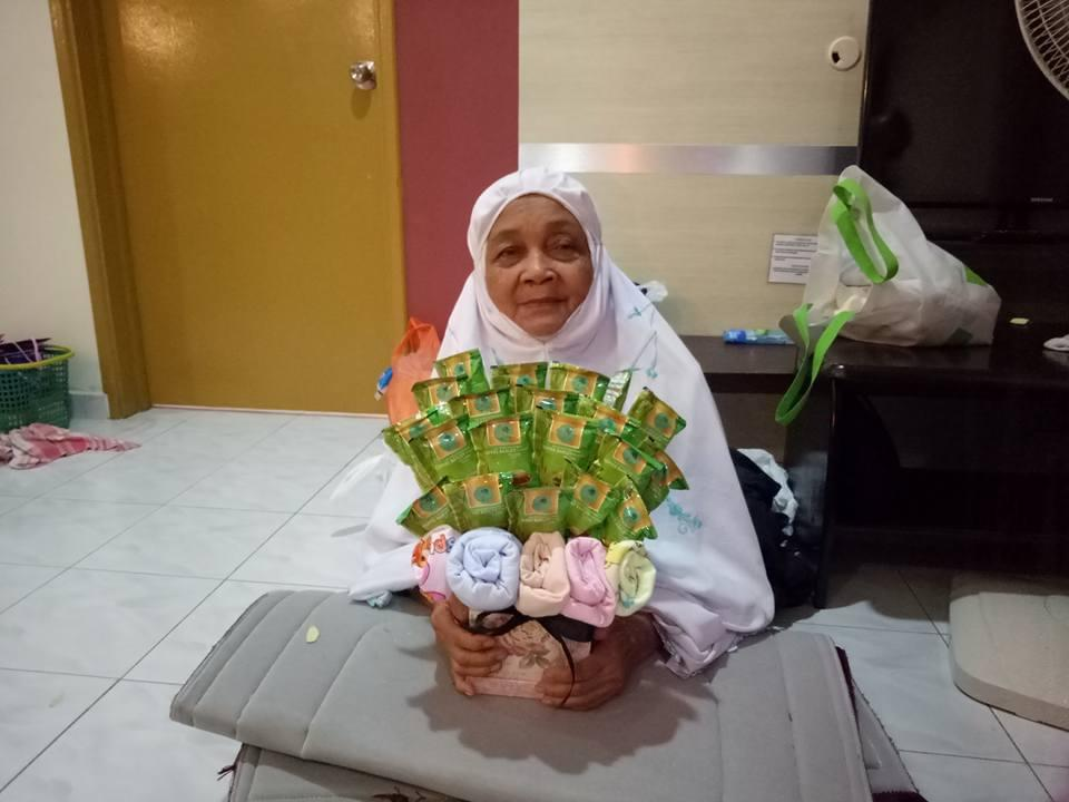 Sakinah Ramli, Passed away on 11 June 2021.