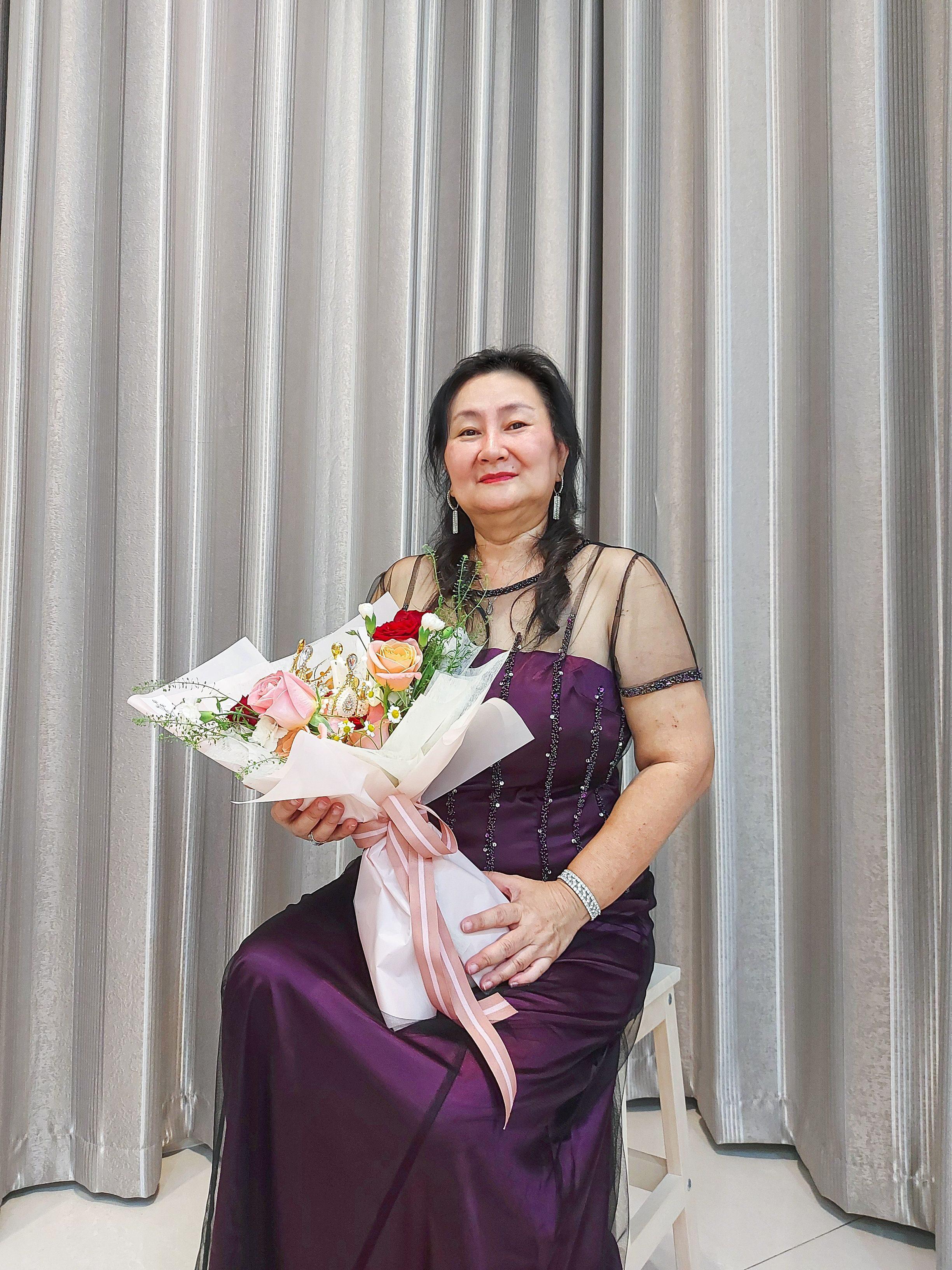 林慧娟/ Lim Hui Chin, 逝世日期 2021年8月29日.